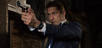 NEW! Gerard Butler ('Angel Has Fallen')