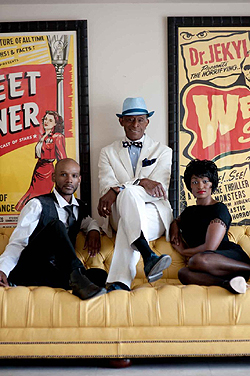 Antonio Fargas & The New Jump Blues