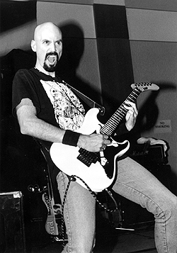 Bob Kulick   (Producer - 'Numbers From the Beast')