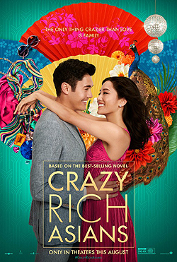 NEW! Kevin Kwan  (Writer - 'Crazy Rich Asians')