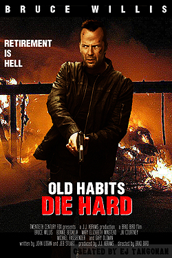 NEW! Bruce Willis  ('Die Hard: McClane')