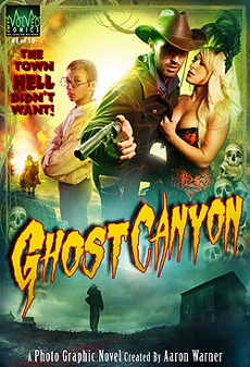 'Ghost Canyon' Comic Books