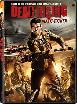 Jesse Metcalfe  ('Dead Rising: Watchtower')