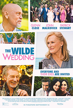 NEW! John Malkovich   ('The Wilde Wedding')