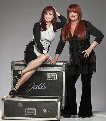 NEW! the Judds