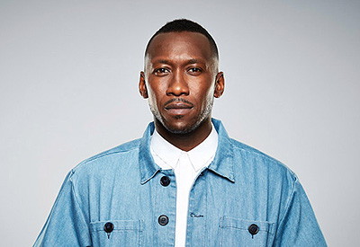 NEW! Mahershala Ali  ('Moonlight')