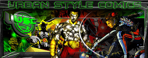 WELCOME TO URBAN STYLE COMICS!